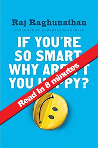 Book Summary_If You're So Smart, Why Aren't You Happy