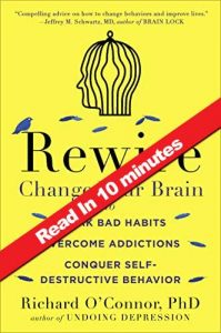 Rewire: Change Your Brain to Break Bad Habits Summary