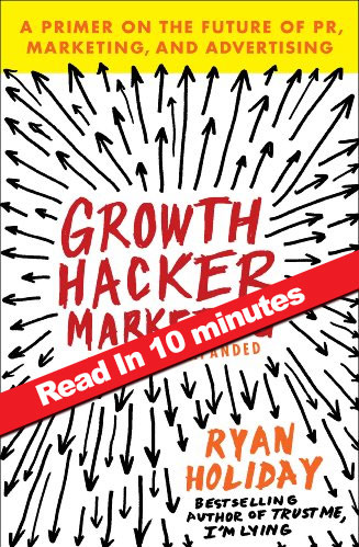 growth hacker book summary