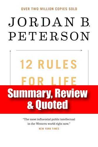 12-rules-for-life--Summary,-Review--&-Quotes-jordon