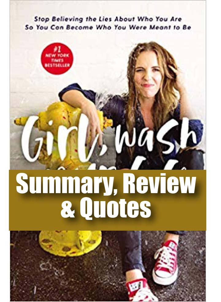 book summary girl wash your face