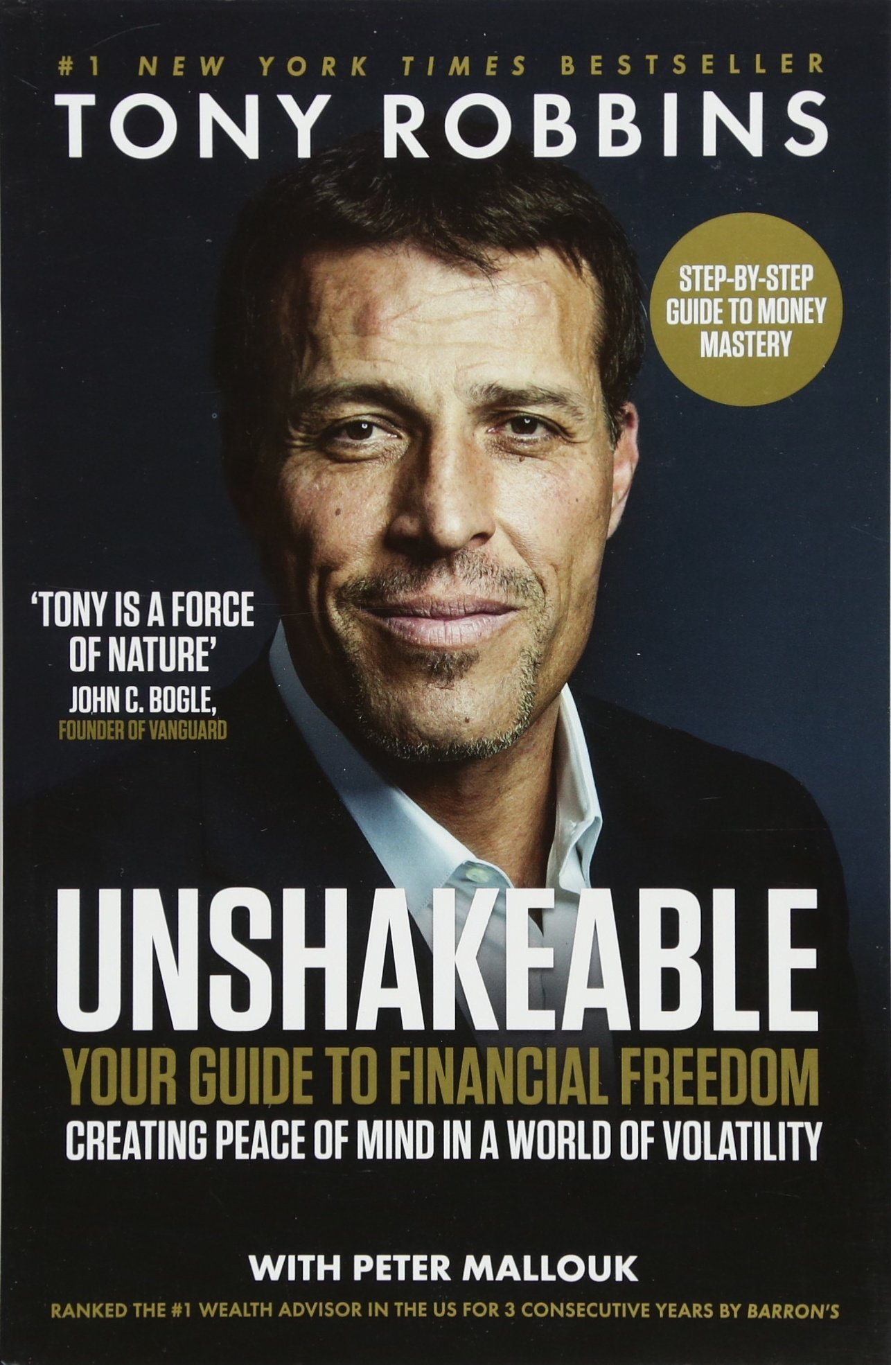 unshakeable tony robbins book summary