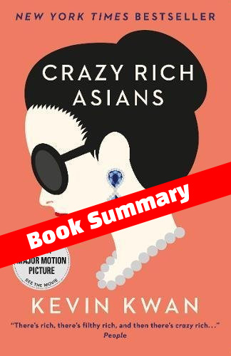 crazy rich asians summary